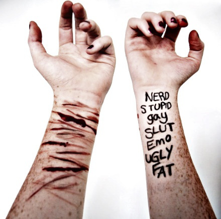 how to stop self harm cutting
