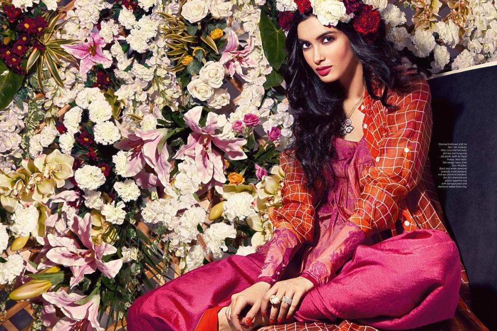 Diana Penty Flowers