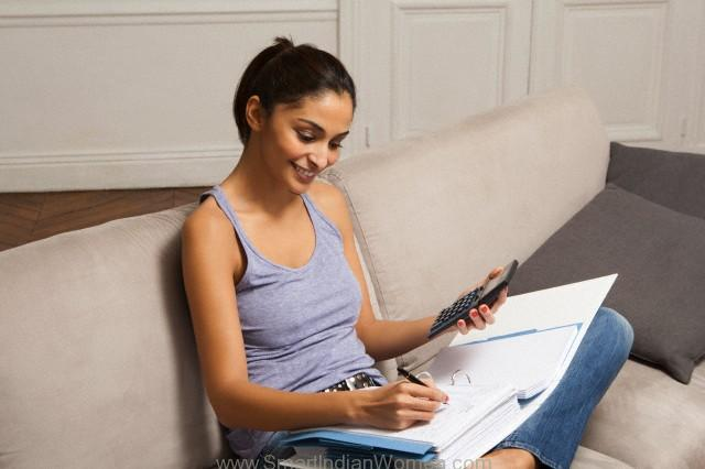 Work-from-home-women