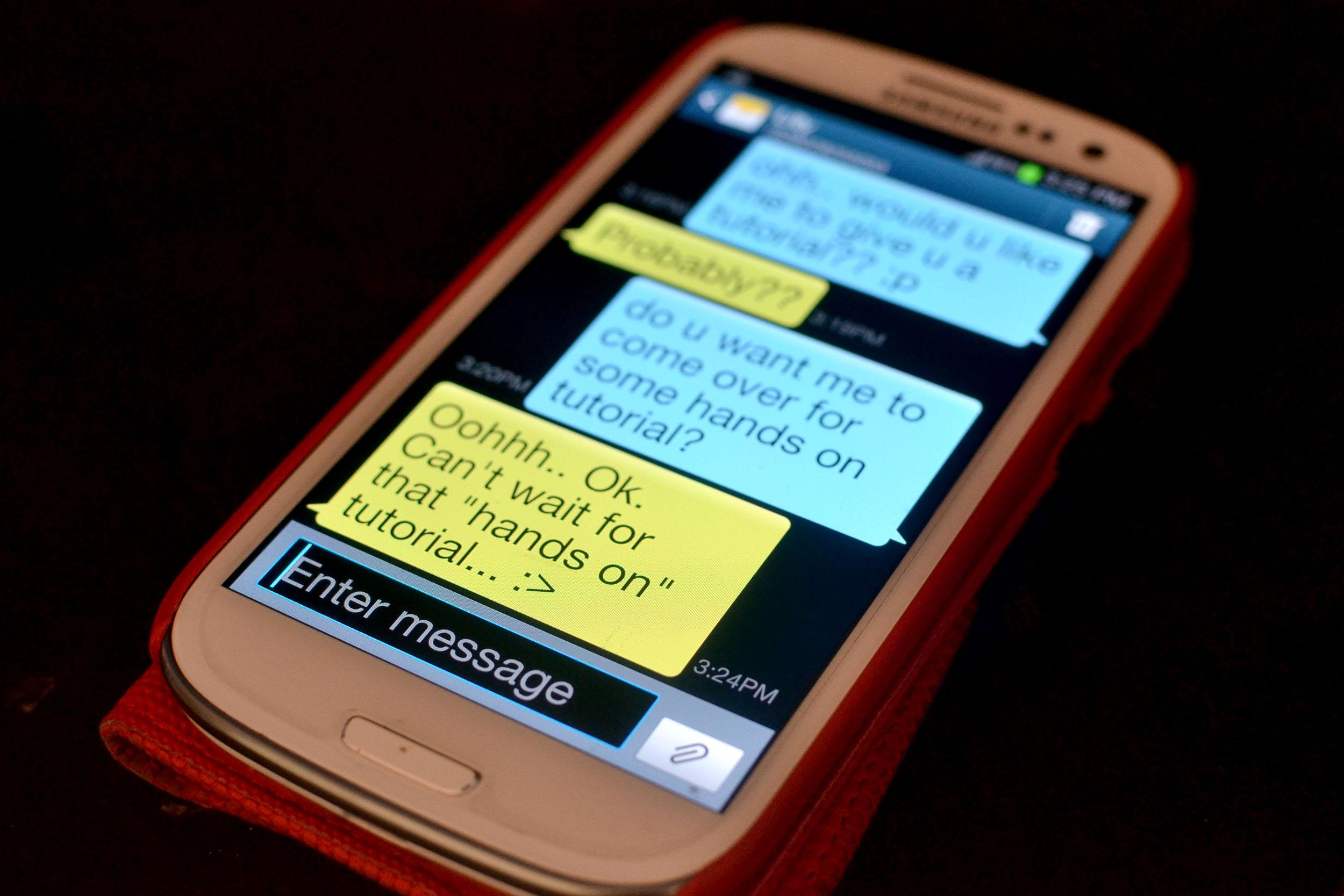 Send-Dirty-Texts