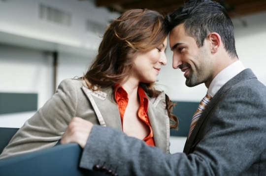 men complementing women
