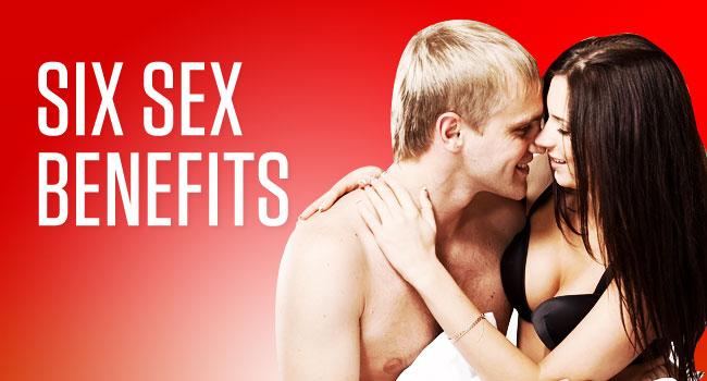 six benefits of sex in preganancy
