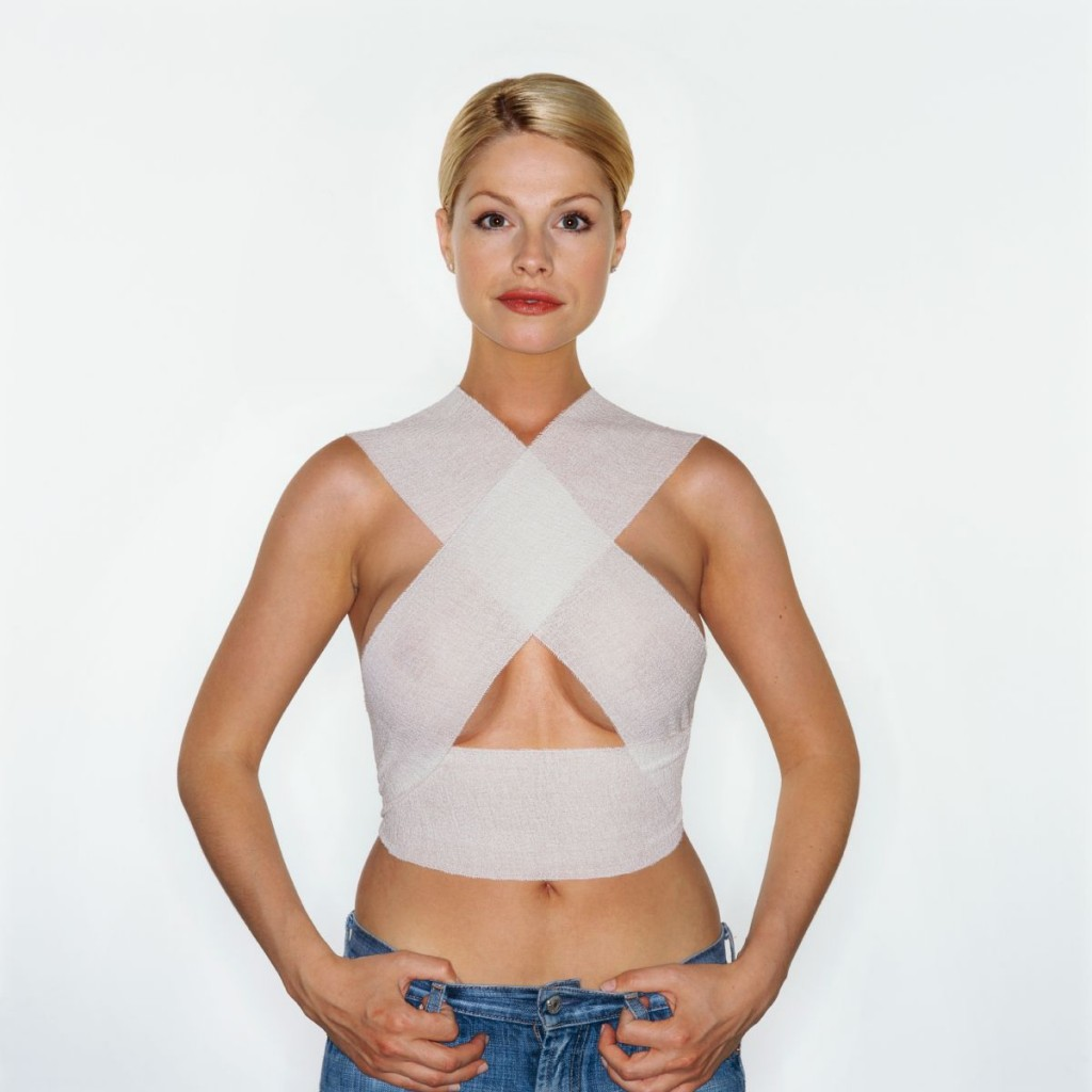 recovery after breast implants