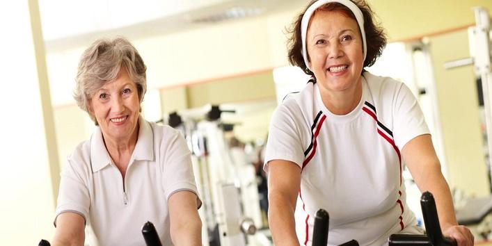 physical activity ol women