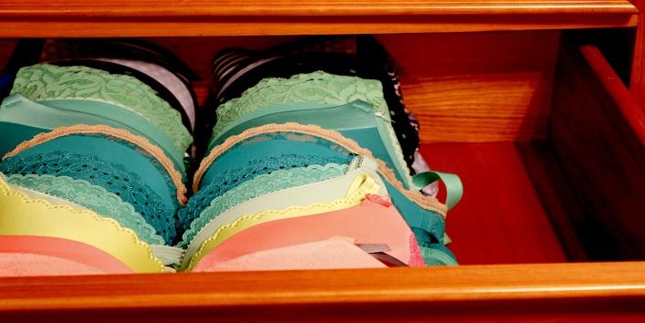selection of bra