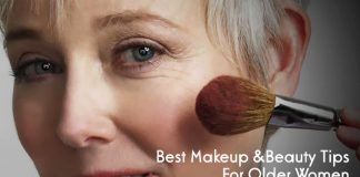 best makeup and skincare tips for older women