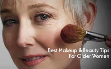 best makeup and beauty tips for older women